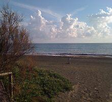Fall at the seaside # 2 by Daniela Cifarelli