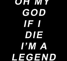 Legend [White] by scarammanga