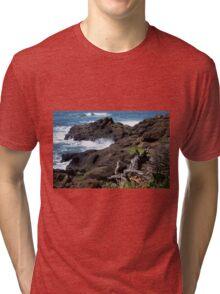 Blue Ocean Bluff  II Tri-blend T-Shirt