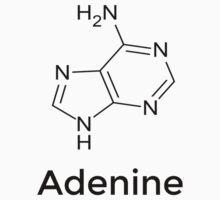 Adenine DNA Structure  Kids Clothes
