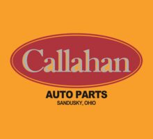 Callahan Auto Parts Funny Geek Nerd by radmadhi