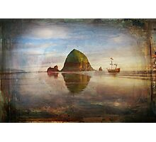 The Pirates of Cannon Beach Photographic Print