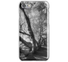 Dark paths iPhone Case/Skin