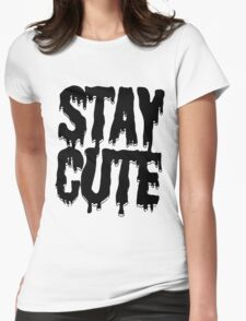 Stay Cute [Black] T-Shirt