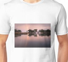 Anglesea River Sunset,Great Ocean Road. Unisex T-Shirt