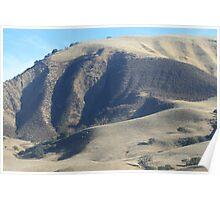 Hollister Hillside Poster