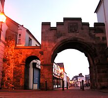 The North Gate - Carrickfergus by SNAPPYDAVE