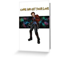 Come and Get Your Love Greeting Card