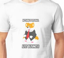 Business Corgi Unisex T-Shirt