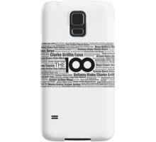 The 100 Ships Samsung Galaxy Case/Skin