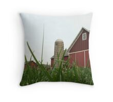 one of the last ones standing Throw Pillow