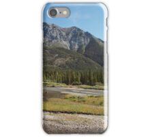 Kananskis River iPhone Case/Skin