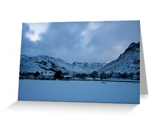 Great Langdale Farmhouse Greeting Card