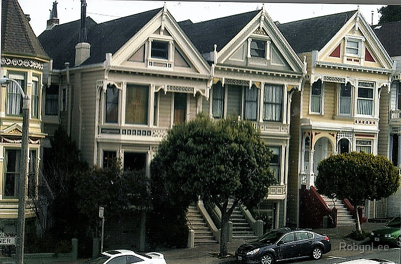 And Painted Ladies All In A Row.. by RobynLee