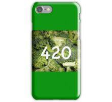 420 Broccoli iPhone Case/Skin