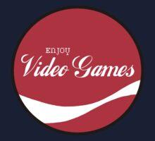 Enjoy Video Games Kids Clothes