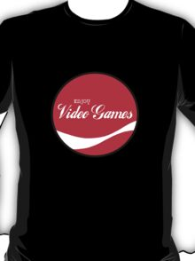 Enjoy Video Games T-Shirt