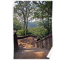 Scenic Overlook Poster