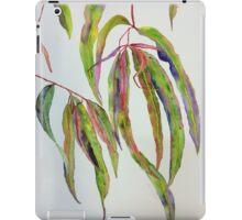 Colourful Gum Leaves iPad Case/Skin