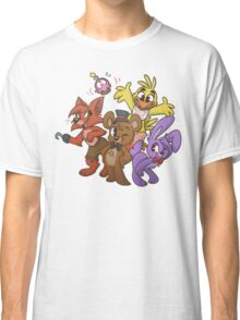 Freddy and Friends Classic T-Shirt