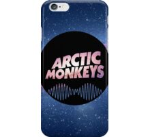 Arctic Monkeys Galaxy Nebula iPhone Case/Skin