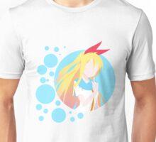 Chitoge Kirisaki - Nisekoi (Minimalistic) Unisex T-Shirt