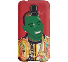 Chris Brown Slime face smoking Samsung Galaxy Case/Skin