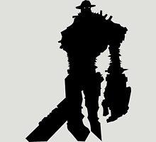 Shadow of the Colossus Gaius - Black Unisex T-Shirt