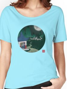 Four Of Seven Women's Relaxed Fit T-Shirt