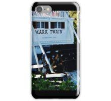 Mark Twain iPhone Case/Skin