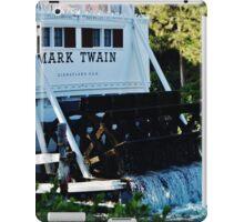 Mark Twain iPad Case/Skin