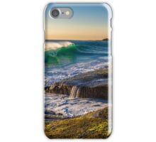 Aliso Beach Late Afternoon iPhone Case/Skin