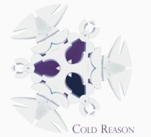 Wooden Sculpture 1 Cold Reason Baby Tee