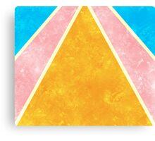 Bright Rays Canvas Print