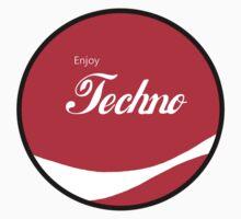 Enjoy Techno by ColaBoy