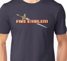 Fire Emblem (GBA) Title Screen Ver 2.0 Unisex T-Shirt