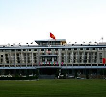 Reunification Palace by Daryl Davis