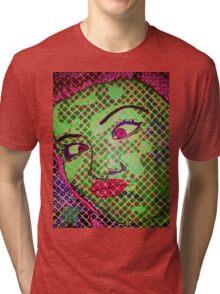Franken`Duck-Face Tri-blend T-Shirt