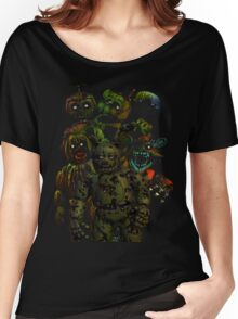 Five Nights at Freddy's 3: It's All in Your Mind Women's Relaxed Fit T-Shirt