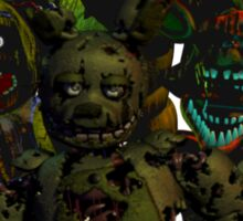 Five Nights at Freddy's 3: It's All in Your Mind Sticker
