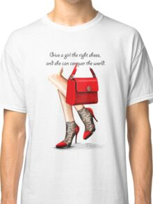 In my shoes  Classic T-Shirt