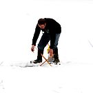 Ice Fishing by Anne Smyth