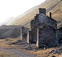Cwmystwyth Lead Mine - 3 by Martin Carr