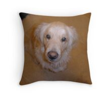 I look up to you! Throw Pillow