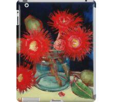 Flowering Gum Blossoms Still Life iPad Case/Skin