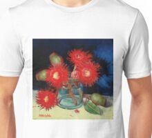 Flowering Gum Blossoms Still Life Unisex T-Shirt