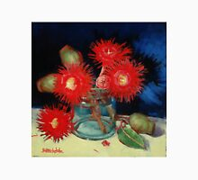 Flowering Gum Blossoms Still Life Unisex T-Shirt