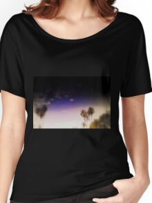 Night reflection Women's Relaxed Fit T-Shirt