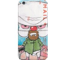 Pinkman and the Brain iPhone Case/Skin