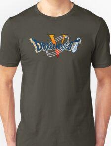 Dragon Quest V (Snes) Title Screen Unisex T-Shirt